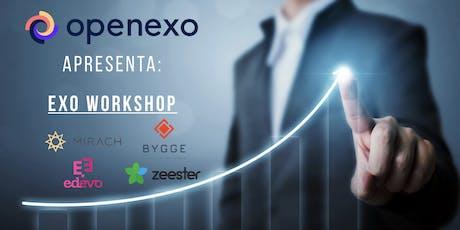 OpenExO apresenta: ExO Workshop ingressos