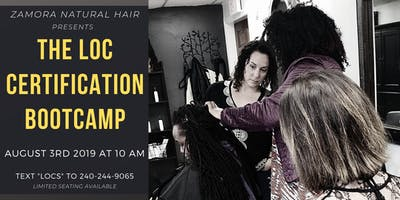 Loc Boot Camp (Certification Included)