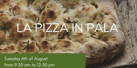 Pizza in Pala with Master Pizza Chef Enrico Sgarbossa tickets