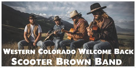 Scooter Brown Band tickets
