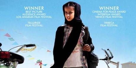 Cinema Series: Wadjda tickets