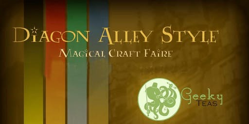 Diagon Alley Inspired Craft Faire