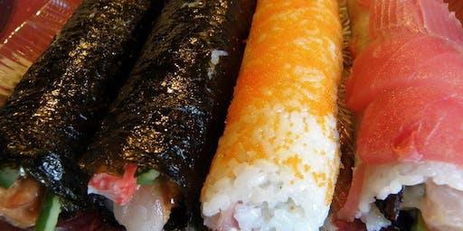 Sushi and Chirashi Cooking Class