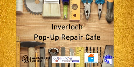 Inverloch Pop-Up Repair Cafe