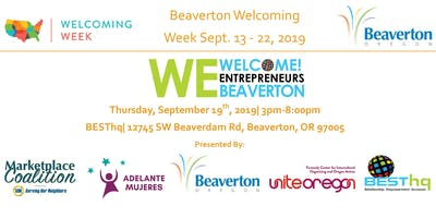 We Welcome Entrepreneurs Beaverton