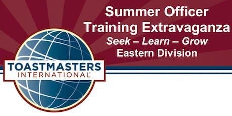 Eastern Division 2019 Summer TLI #1 tickets