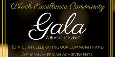 Black Excellence Community (BEC) Gala tickets