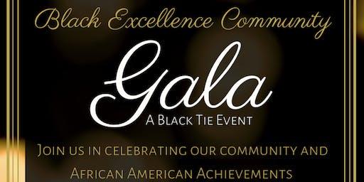 Black Excellence Community (BEC) Gala