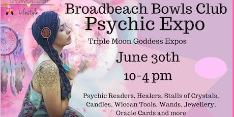 Psychic Expo- Triple Moon Goddess Expo with  FREE Entry tickets