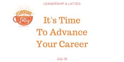 July Leadership & Lattes