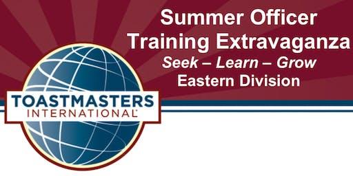 Eastern Division 2019 Summer TLI #2