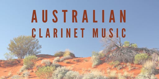 Lunchtime Concert: Australian Clarinet Music