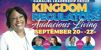 Kingdom Regulators Conference - Audacious Living