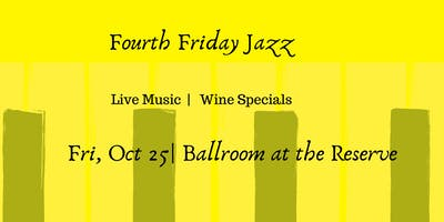 Fourth Friday Jazz