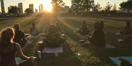 Sunset Yoga with Jenean tickets