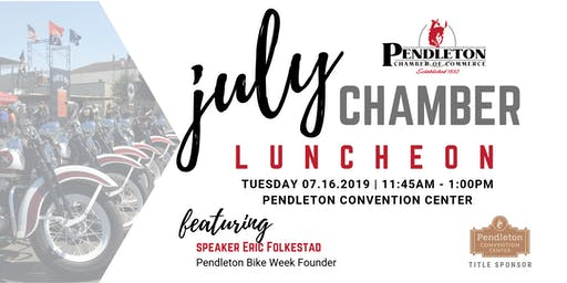 July Chamber Luncheon