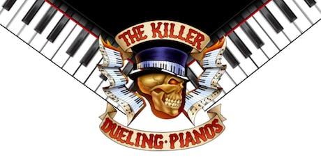 Clovis North Football - The Killer Dueling Pianos tickets