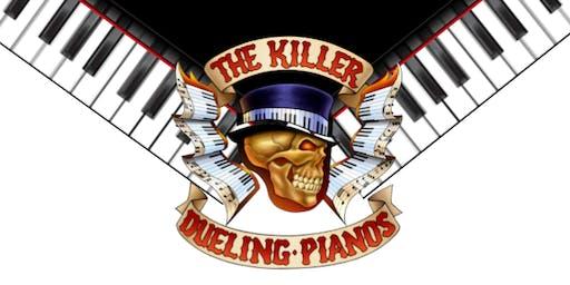 Clovis North Football - The Killer Dueling Pianos