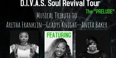 D.I.V.A.S. Soul Revival Tour tickets