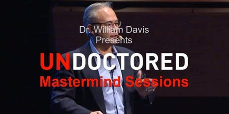 Undoctored Mastermind Session tickets