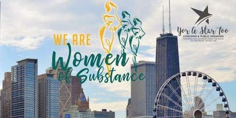 We Are Women of Substance Book Signing Luncheon tickets