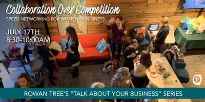 Collaboration Over Competition: Speed Networking for Women in Business