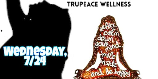 Self-Care Yoga Day with Tiffany Of Trupeace