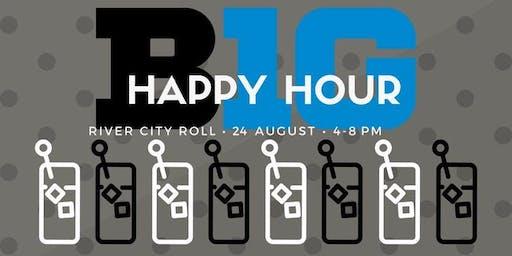 Big Ten Happy Hour