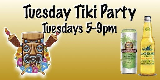 Dominion Hotel Tiki Tuesday Party