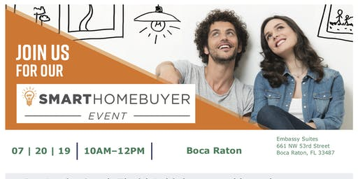Smart HomeBuyer Event/ First Time Home Buyer