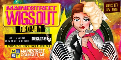 Mainestreet Wigs Out For Charity 2019 tickets