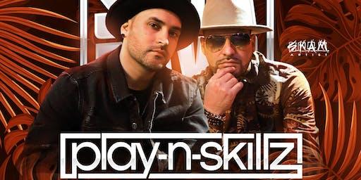 Con Calma! Play-n-Skillz in da House - Sevilla Long Beach this SaturdayNight