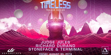 Timeless Trance Series tickets
