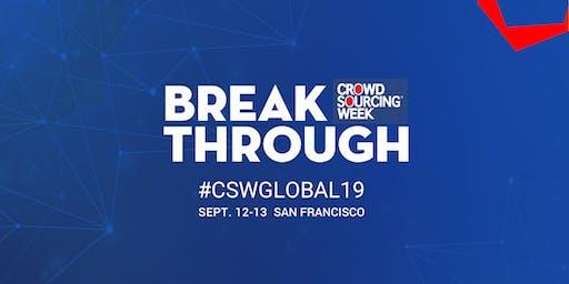 Crowdsourcing Week Global Conference 2019