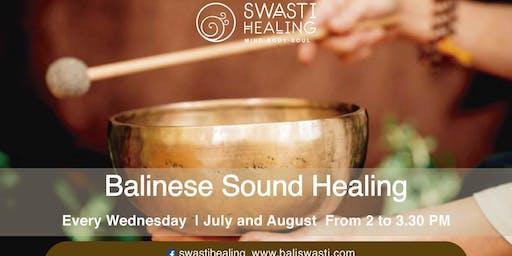 Sounds Healing