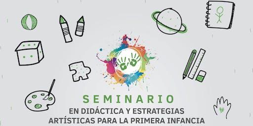Seminario de Didáctica y Estrategias Artísticas para la Primera Infancia