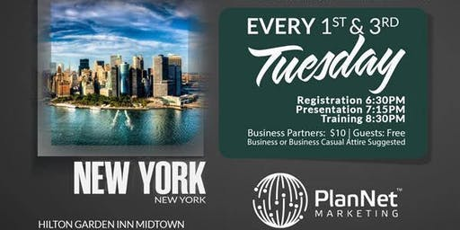HOME BASED BUSINESS - NEW YORK