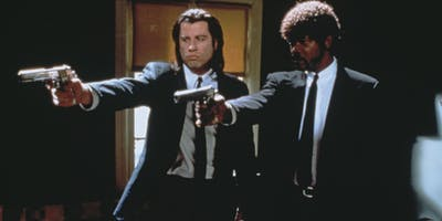 PULP FICTION - Screenland Armour - July 20 & 22 - 1PM & 7PM