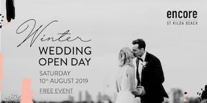 Encore St Kilda Winter Wedding Open Day
