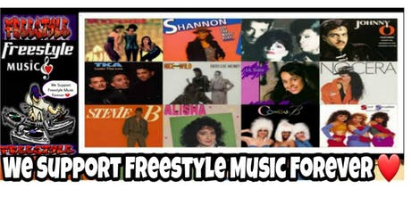 Freestyle Music Dance party! tickets