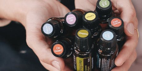 Essential Oils 101 Workshop tickets