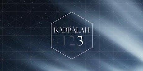 CLASEENTE30 | Kabbalah 3 - Curso de 8 clases | Tecamachalco | 30 julio entradas