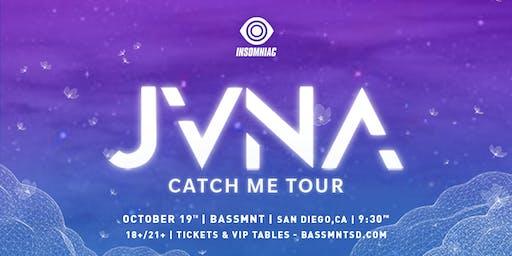 JVNA at Bassmnt Saturday 10/19