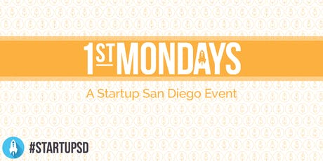StartupSD 1st Mondays - October 2019 tickets