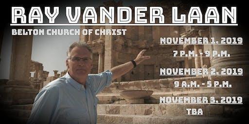 Ray Vander Laan