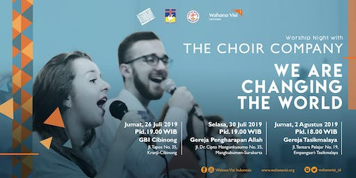 The Choir Company 2019 - Cibinong