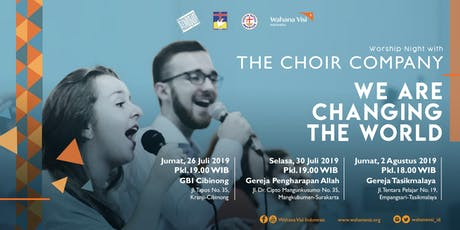 The Choir Company - Surakarta tickets