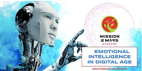 EQ in Digital World Mission2Mars Academy Workshop  tickets