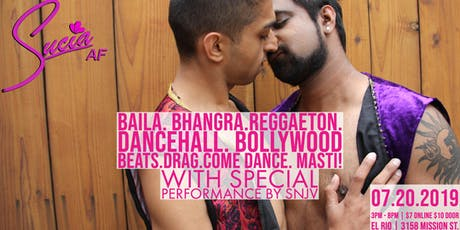 SuciaAF: Bollywood Fusion tickets