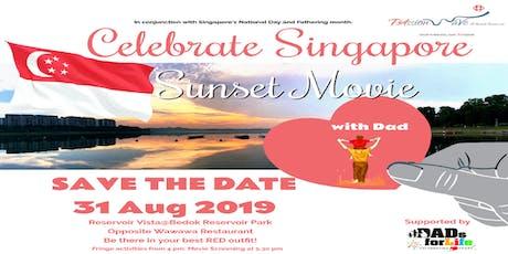 Celebrate Singapore Sunset Movie tickets